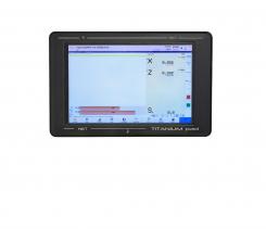 Компактное моноблочное устройство ЧПУ CNC- 11 TITANIUM® PAD.